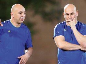 إبراهيم وحسام حسن
