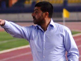 طارق العشري المدير الفني لفريق المصري البورسعيدى