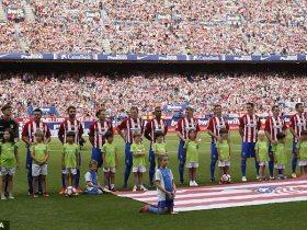 نجوم أتلتيكو مدريد