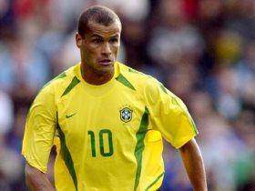 ريفالدو لاعب المنتخب البرازيلى