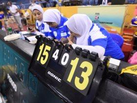 تطبيق القانون الجديد في بطولة العالم للشباب للكرة الطائرة مصر 2017