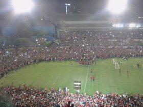 جماهير الأهلي في ملعب مختار التتش