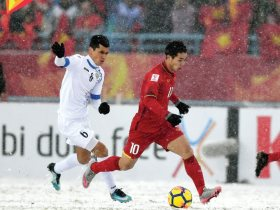 أوزباكستان فازت على فيتنام 2-1