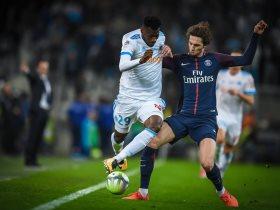 باريس سان جيرمان ضد فريق مارسيليا