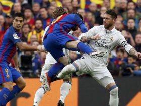 الريال ضد برشلونة فى الكلاسيكو
