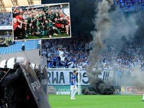http://www.superkora.football/News/10/89950/أحداث-شغب-فى-الدوري-البولندي-وتتويج-ليجيا-وارسو-باللقب
