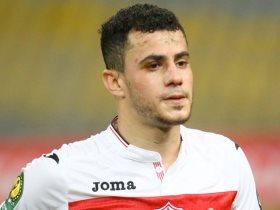 """محمود حمدى """"الونش"""" مدافع الزمالك"""