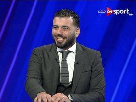 عماد متعب: هو اللاعب لازم رجله تتكسر علشان اللي عمل الفاول يتطرد