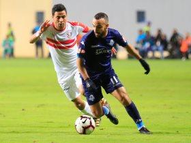 محمد مجدى قفشة لاعب بيراميدز
