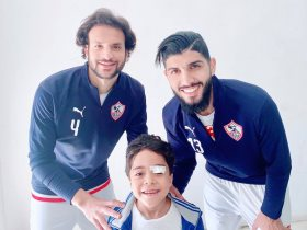http://www.superkora.football/News/1/127397/قصة-ثنائى-الزمالك-مع-طفل-البنج