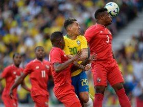 البرازيل وبنما