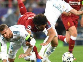 محمد صلاح ضد ريال مدريد