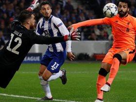 صلاح يقود ليفربول ضد بورتو