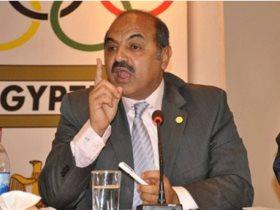 المهندس هشام حطب رئيس اللجنة الأولمبية