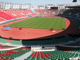 ملعب مولاى عبد الله فى المغرب