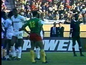 الكاميرون,بطل امم افريقيا 1988