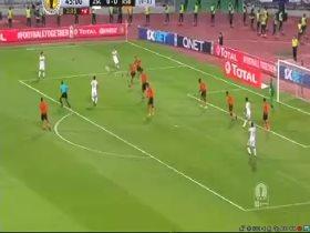 مباراة الزمالك ونهضة بركان المغربى