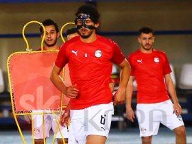أحمد حجازى يصل القاهرة للإنضمام لمعسكر الفراعنة