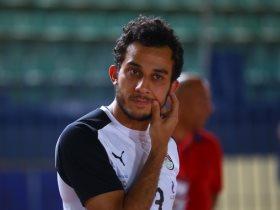 حكم مباراة الأهلي ضد بيراميدز يحرم الأخير من هدف بداعي التسلل