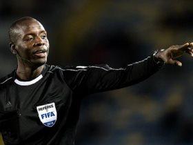السنغالى ماجيت نداى حكم لقاء مصر واوغندا