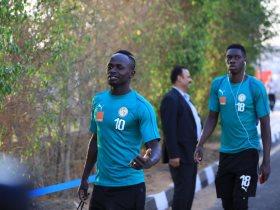 منتخب السنغال يبدأ الإستعداد لمعركة أوغندا