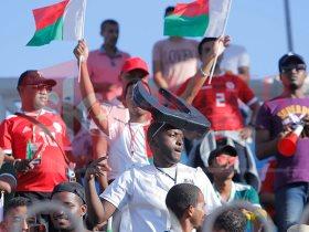 جماهير مدغشقر