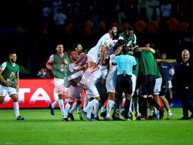 مدغشقر ضد تونس