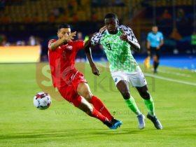 نيجيريا تتقدم بهدف فى شوط أول أمام تونس وتقترب من المركز الثالث