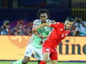 نيجيريا تظفر بالمركز الثالث بأمم أفريقيا بالفوز على تونس بهدف نظيف