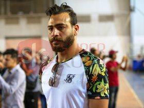 محمد أبو جبل: الحظ حالفنا لكننا احترمنا الخصم حتى فزنا عليه