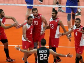 منتخب مصر لرجال الكرة الطائرة
