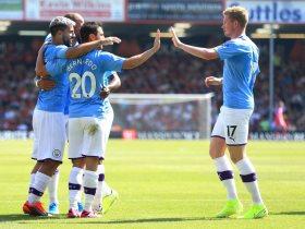 موعد مباراة ايفرتون ضد مانشستر سيتى اليوم السبت 28-9-2019