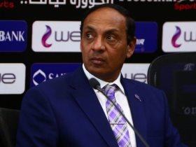 الدكتور جمال محمد على نائب رئيس اللجنة الخماسية لادارة اتحاد الكرة