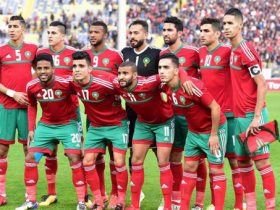 منتخب المغرب للمحليين