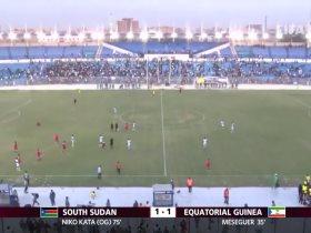 جنوب السودان وغينيا الإستوائية