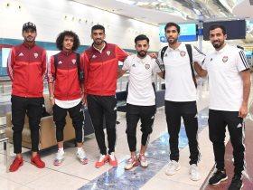 جانب من وصول الإمارات