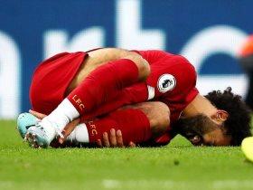إصابة محمد صلاح