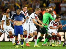 نهائى الأرجنتين وألمانيا 2014