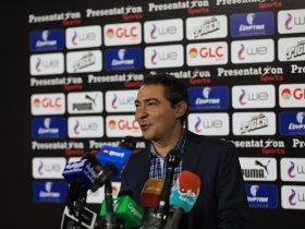 محمد بركات مدير المنتخب الاول