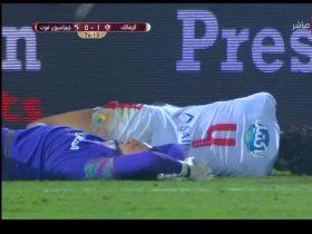 اصابة محمد عواد