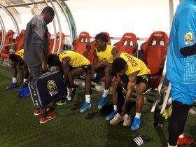 تدريبات غانا