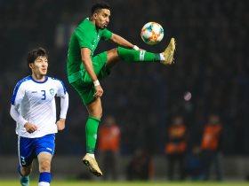 اوزباكستان ضد السعودية