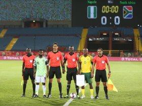نيجيريا ضد جنوب افريقيا