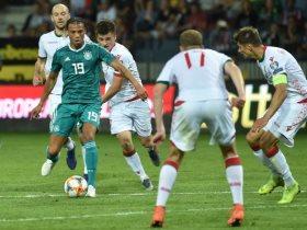 المانيا ضد روسيا البيضاء