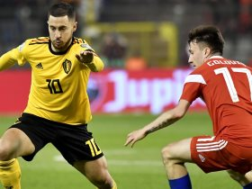 روسيا ضد بلجيكا