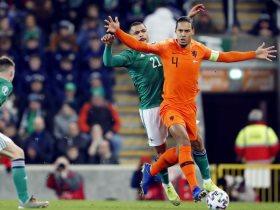 ايرلندا الشمالية ضد هولندا
