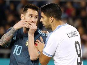 الأرجنتين ضد أوروجواي