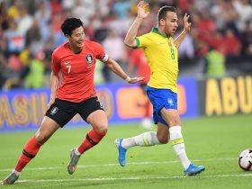 البرازيل ضد كوريا الجنوبية