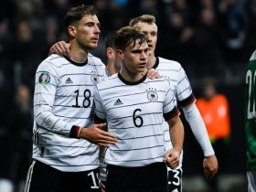 المانيا ضد ايرلندا الشمالية