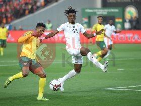 جنوب أفريقيا ضد غانا
